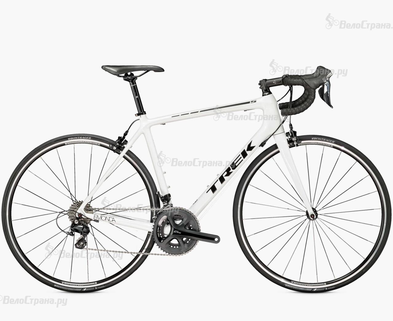 Велосипед Trek Émonda S 5 (2016)
