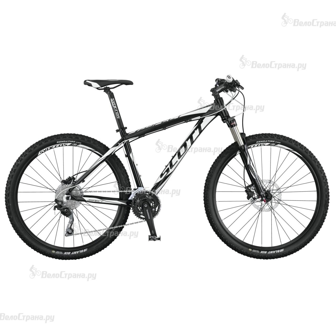 Велосипед Scott Aspect 720 (2015) велосипед scott aspect 720 27 5 2016