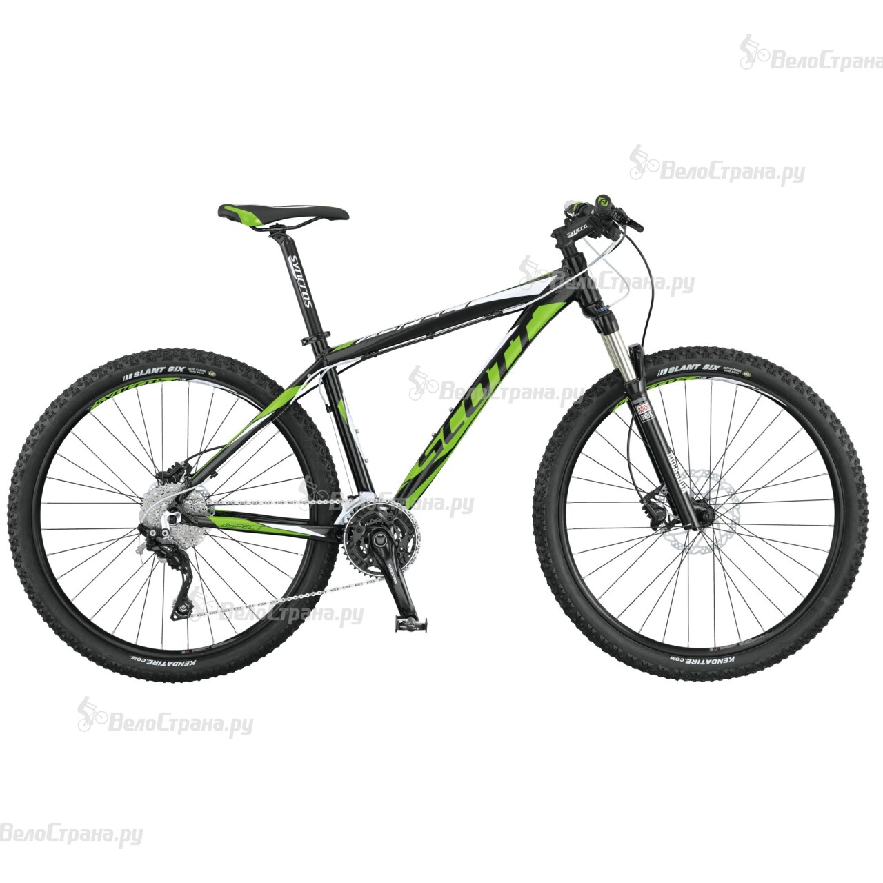 Велосипед Scott Aspect 710 (2015)