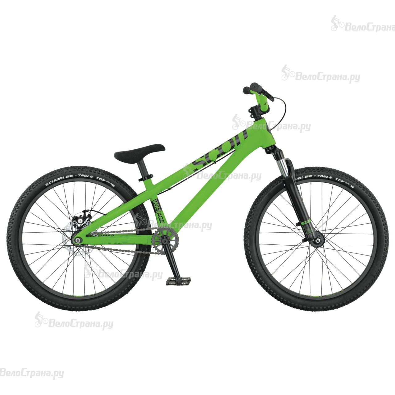 Велосипед Scott Voltage YZ 0.3 24 (2015) велосипед scott voltage junior 24 disc 24 2016