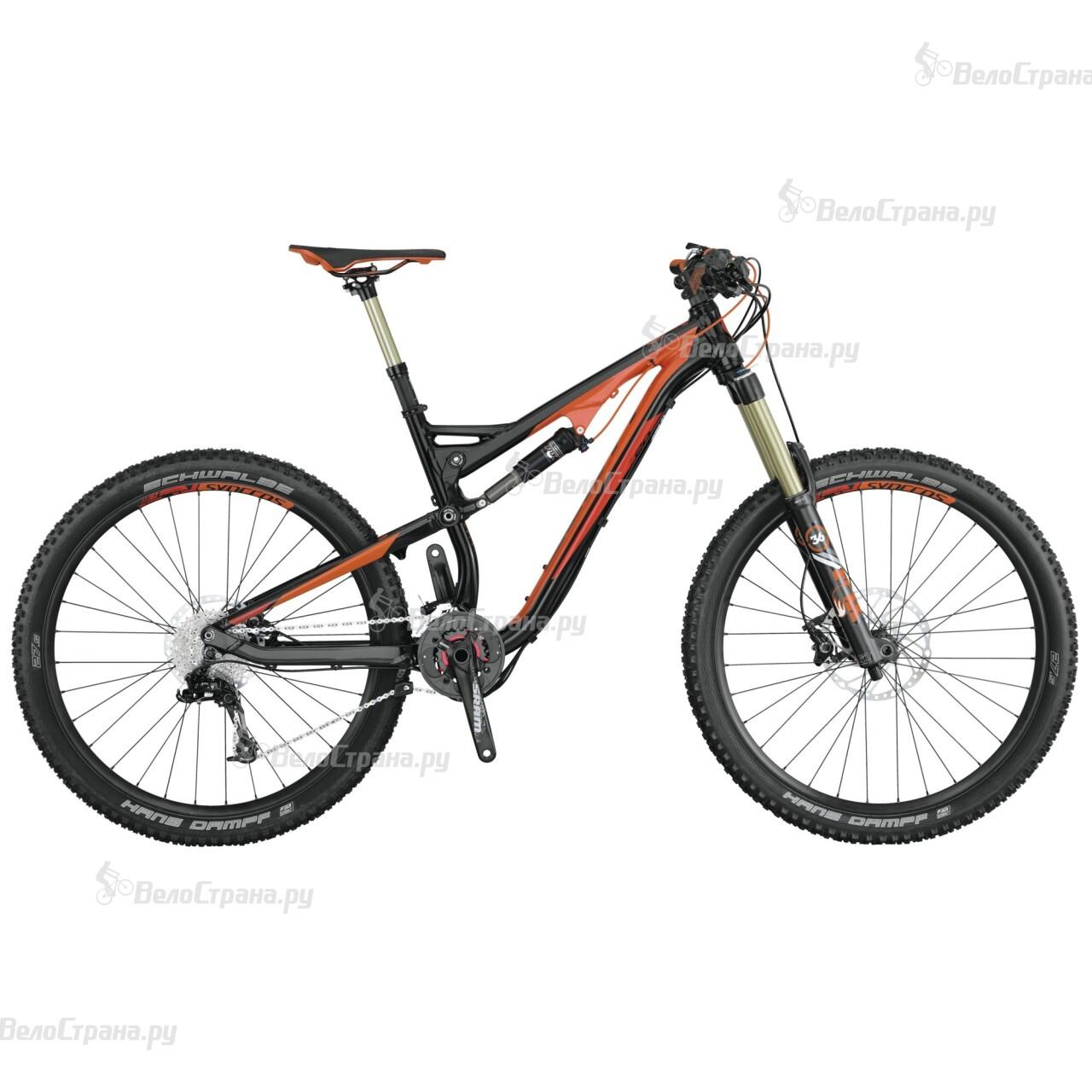 Велосипед Scott Genius LT 720 (2015) велосипед scott genius lt 720 2015