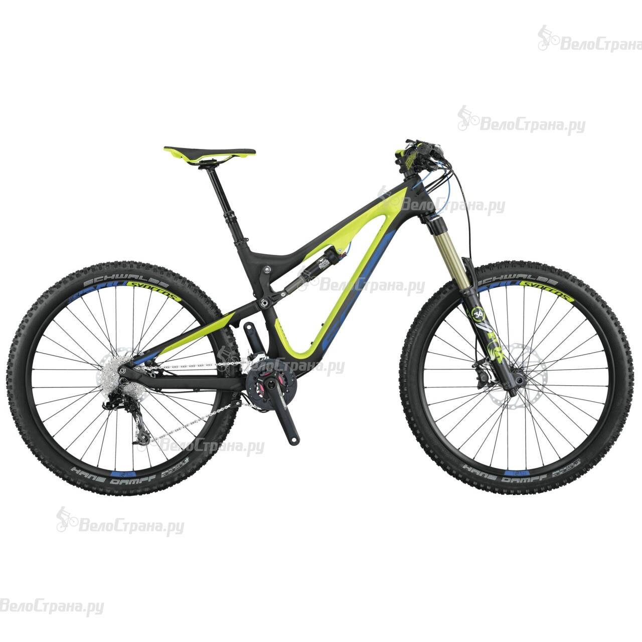 Велосипед Scott Genius LT 710 (2015) genius hs 300a silver