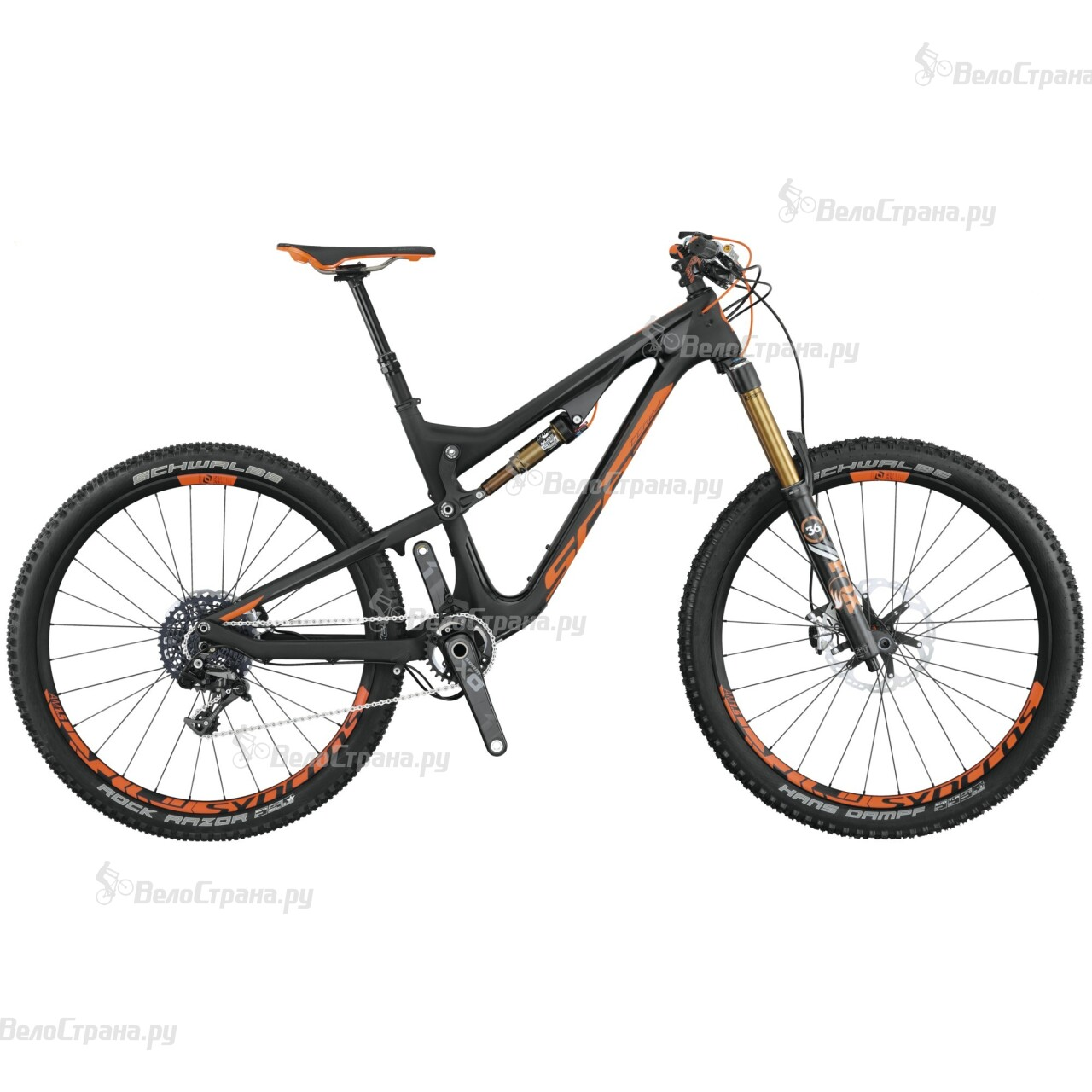 Велосипед Scott Genius LT 700 Tuned (2015)