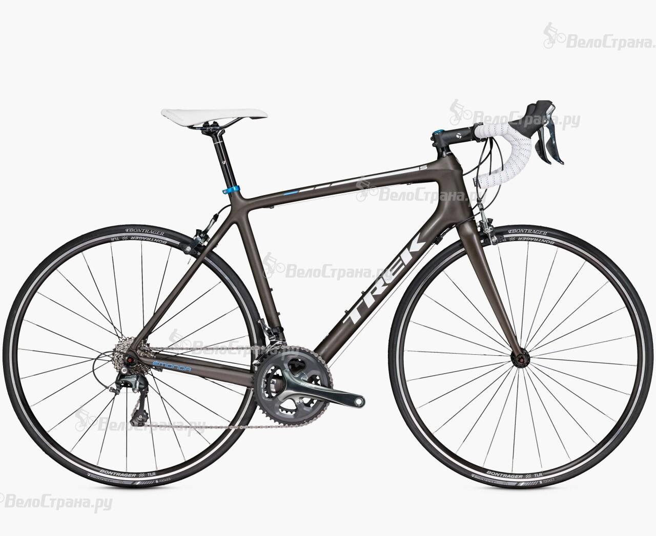 Велосипед Trek Émonda S 4 (2016) палатка trek planet indiana 4