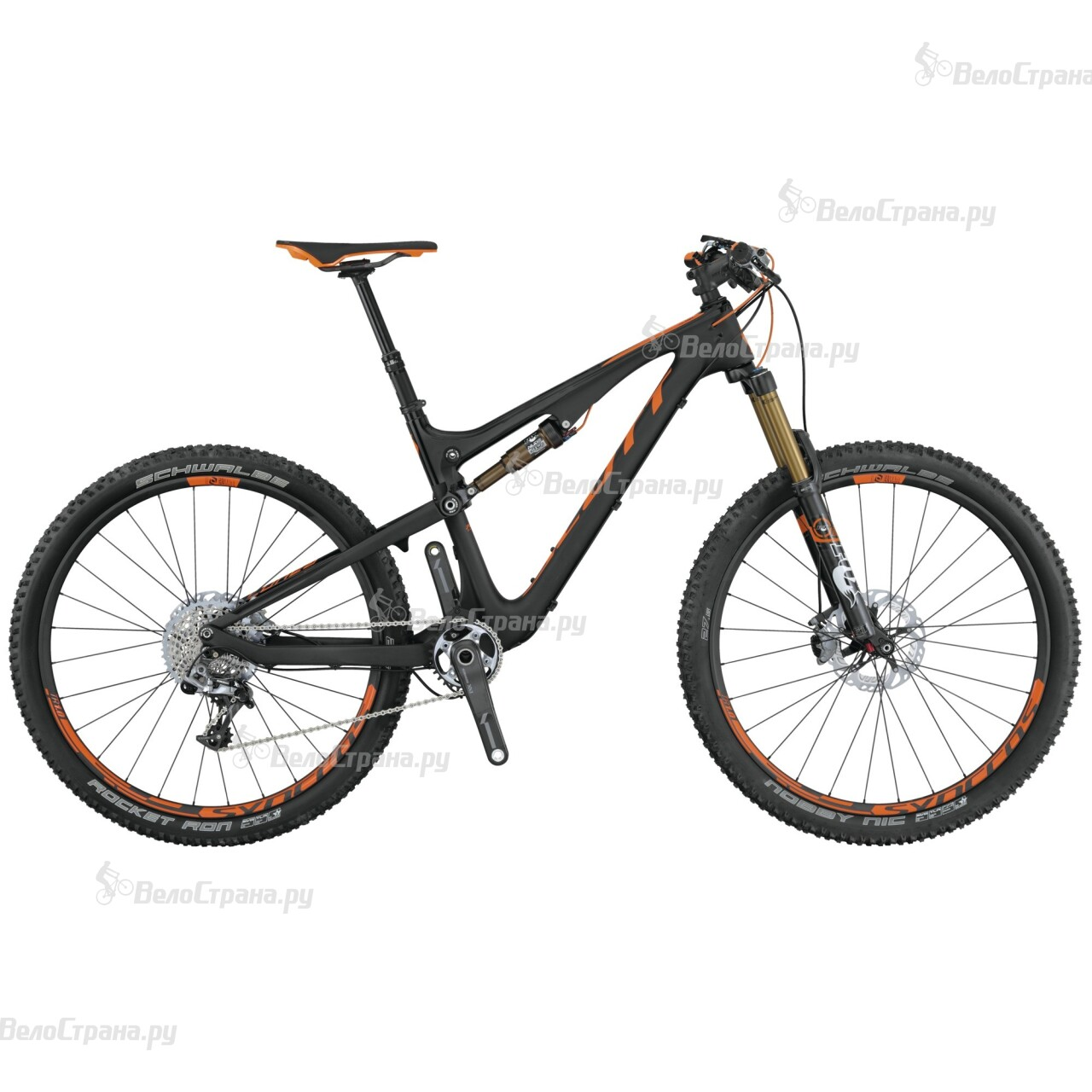 Велосипед Scott Genius 700 Tuned (2015)