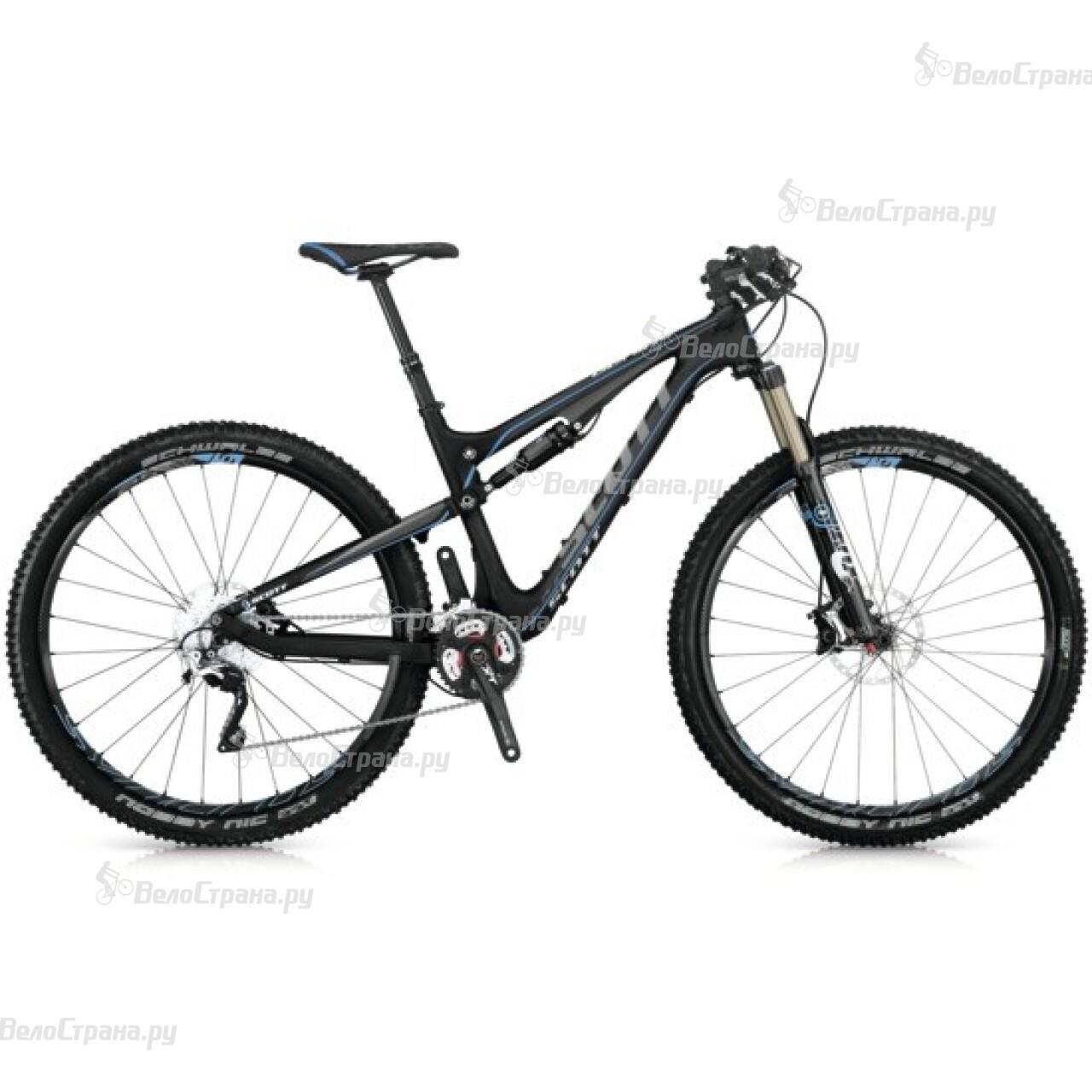 Велосипед Scott Genius 910 (2013) genius hs 300a silver