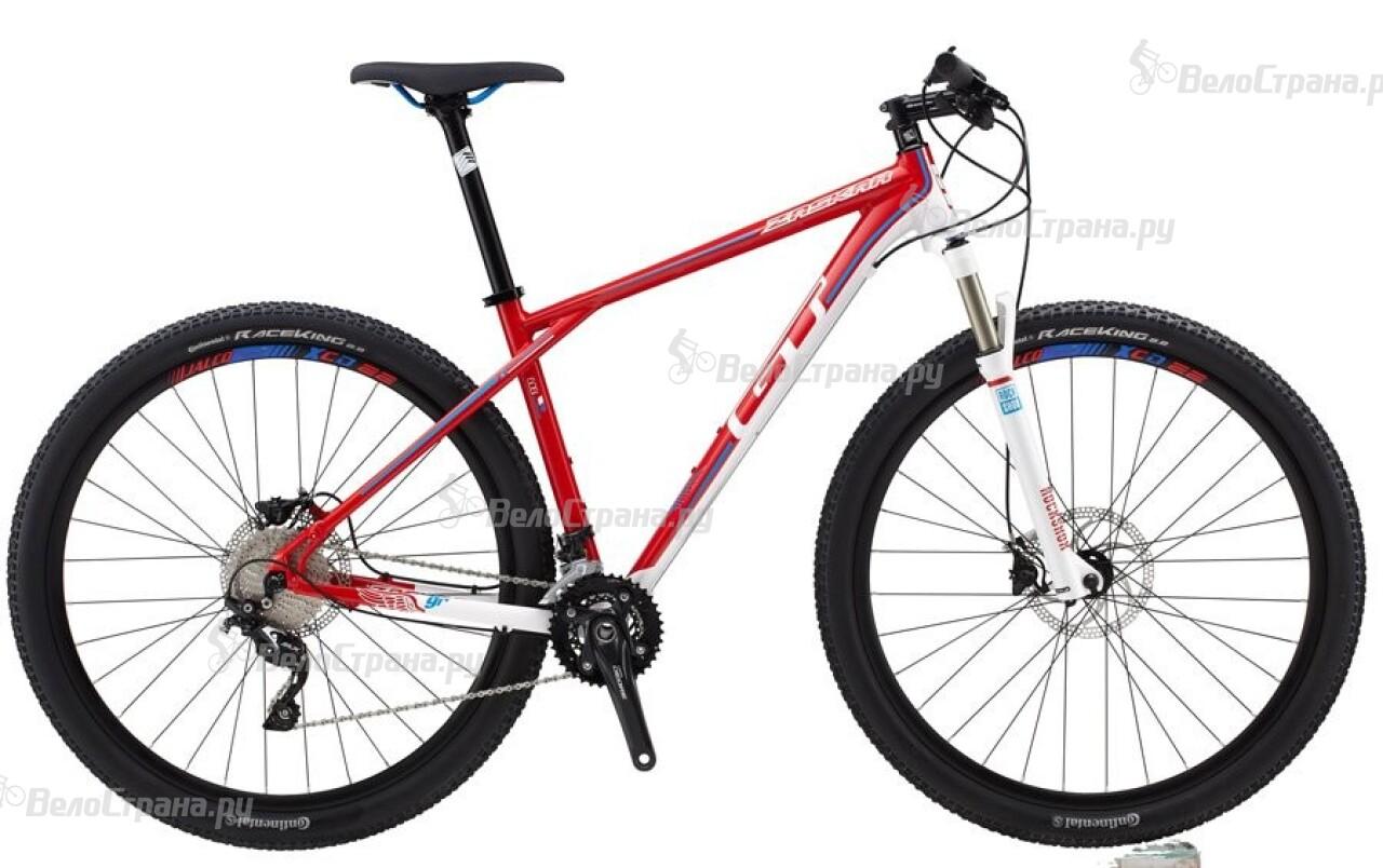 Велосипед GT Zaskar 9R Comp (2014)