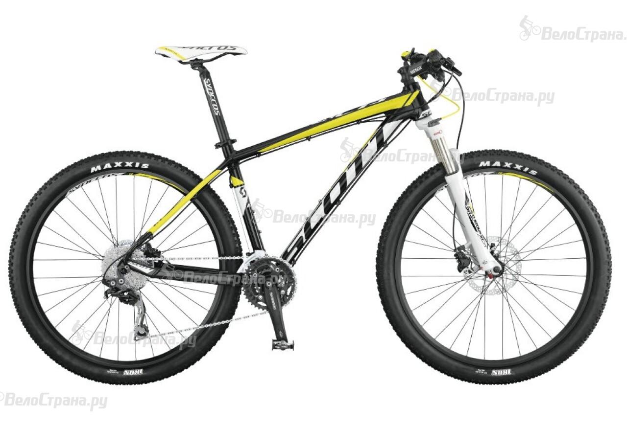 Велосипед Scott Scale 770 (2015) велосипед scott scale 700 premium 2015