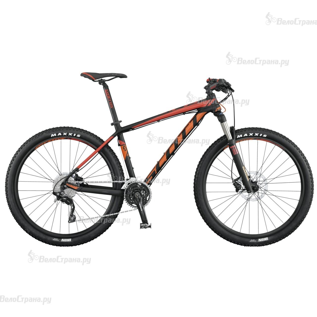 Велосипед Scott Scale 760 (2015)