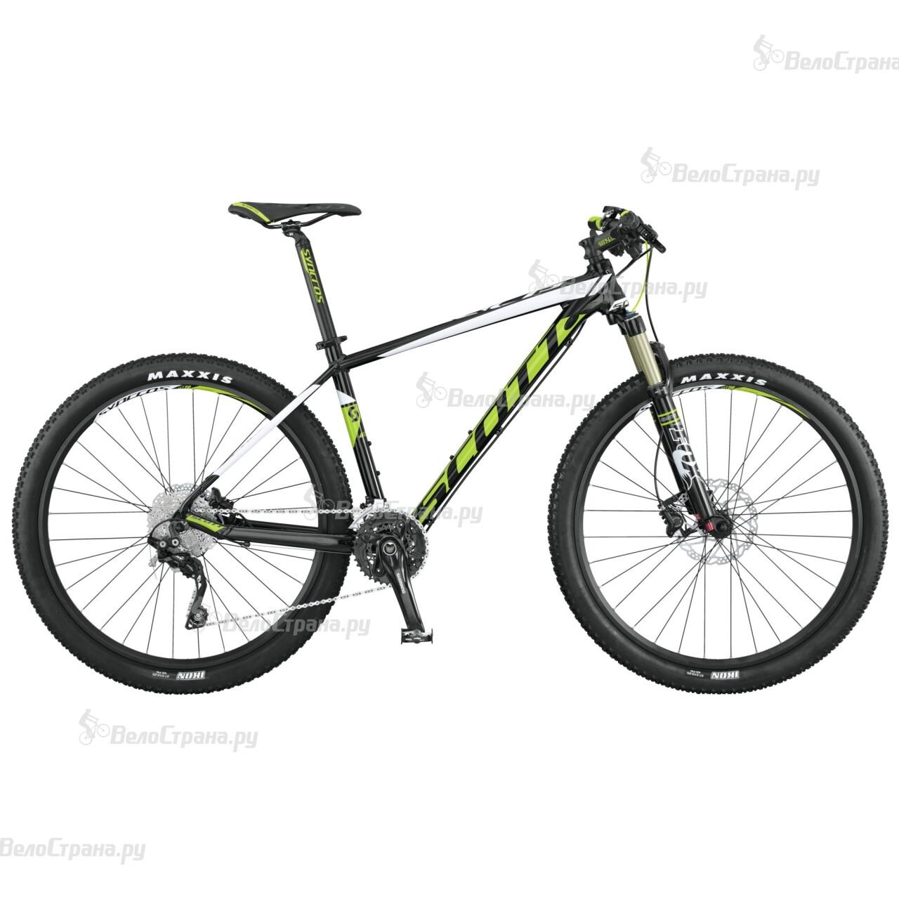 Велосипед Scott Scale 750 (2015) велосипед scott scale 935 2015