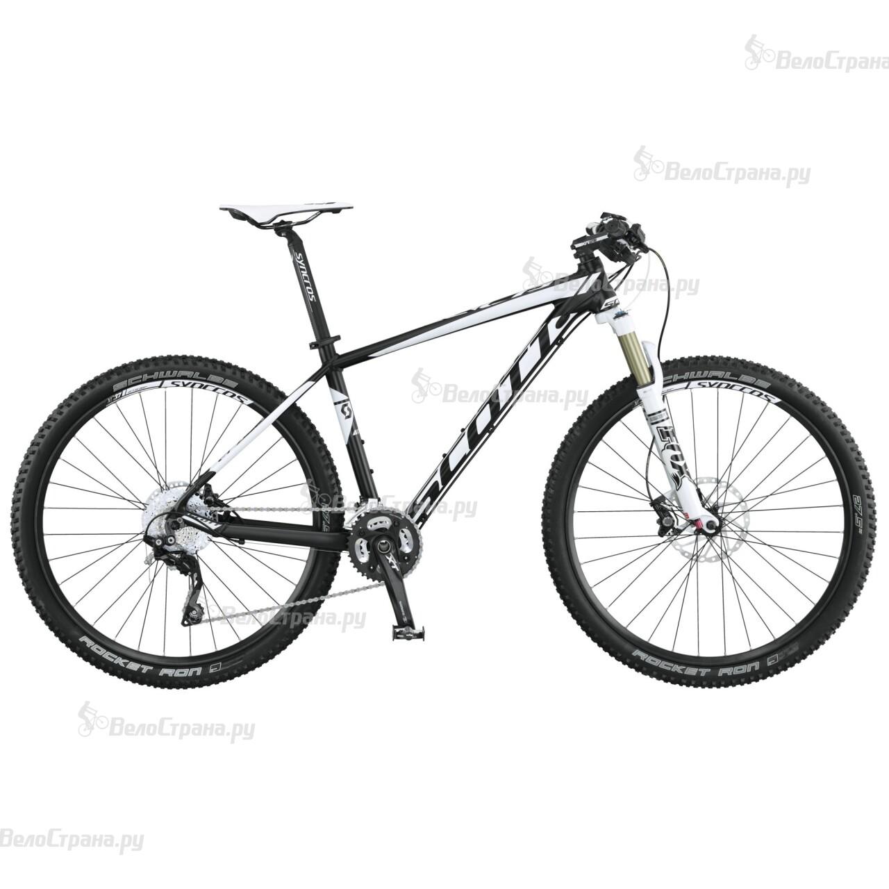 Велосипед Scott Scale 740 (2015) велосипед scott scale 935 2015