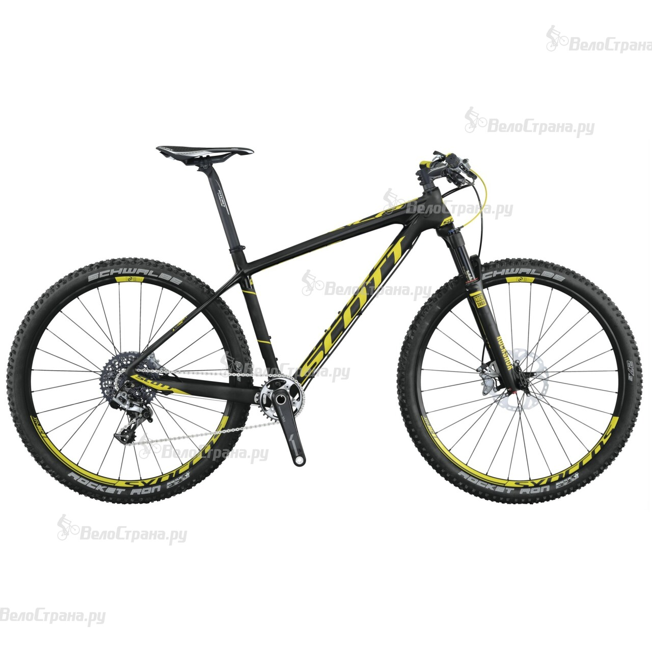 Велосипед Scott Scale 700 RC (2015) велосипед scott scale 700 premium 2015