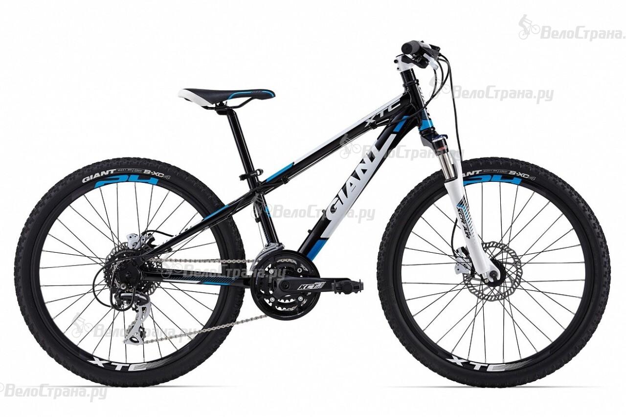 Велосипед Giant XtC Jr 0 24 (2014) велосипед giant xtc sl jr 24 2016