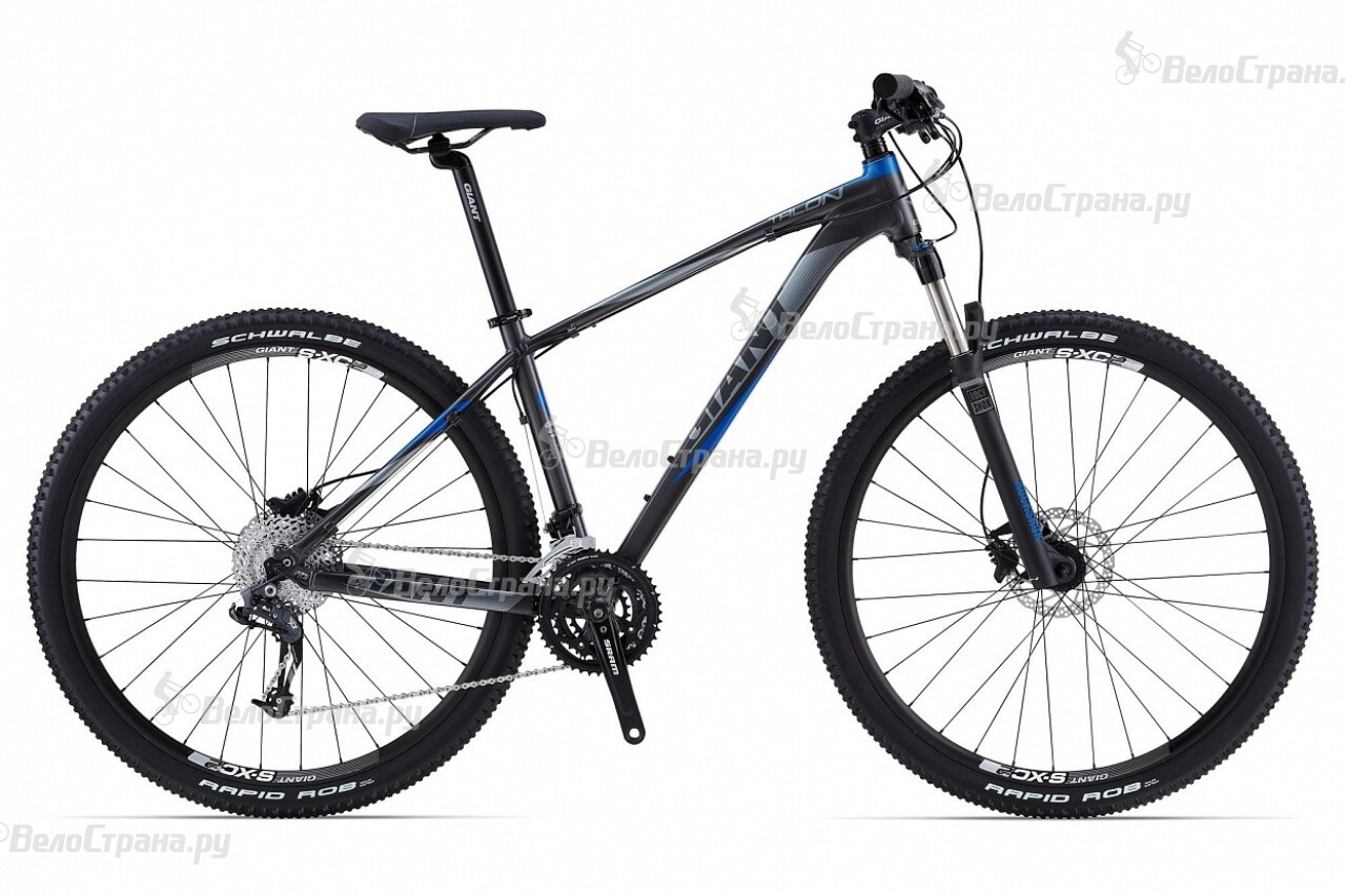 Велосипед Giant Talon 29'ER 1-v2 (2014)