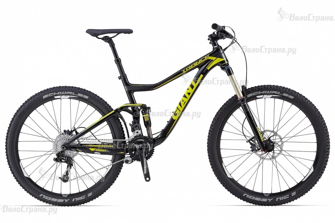 Велосипед Giant Trance Advanced 27.5 2 (2014)