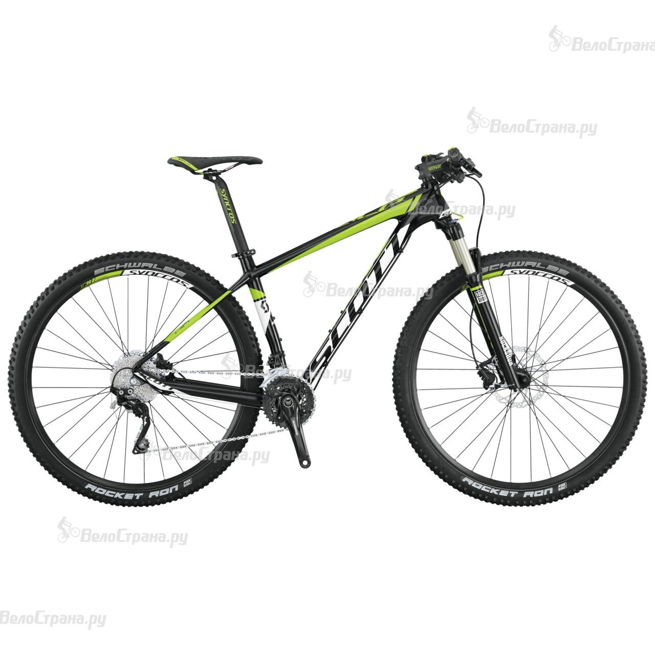 Велосипед Scott Scale 935 (2015)