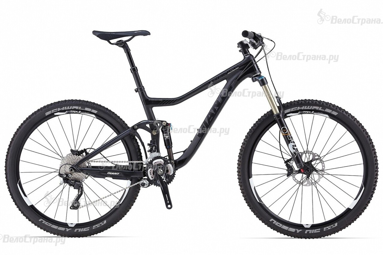 Giant Trance Advanced 27.5 1 (2014) giant trance x 29er 1 2014 silver