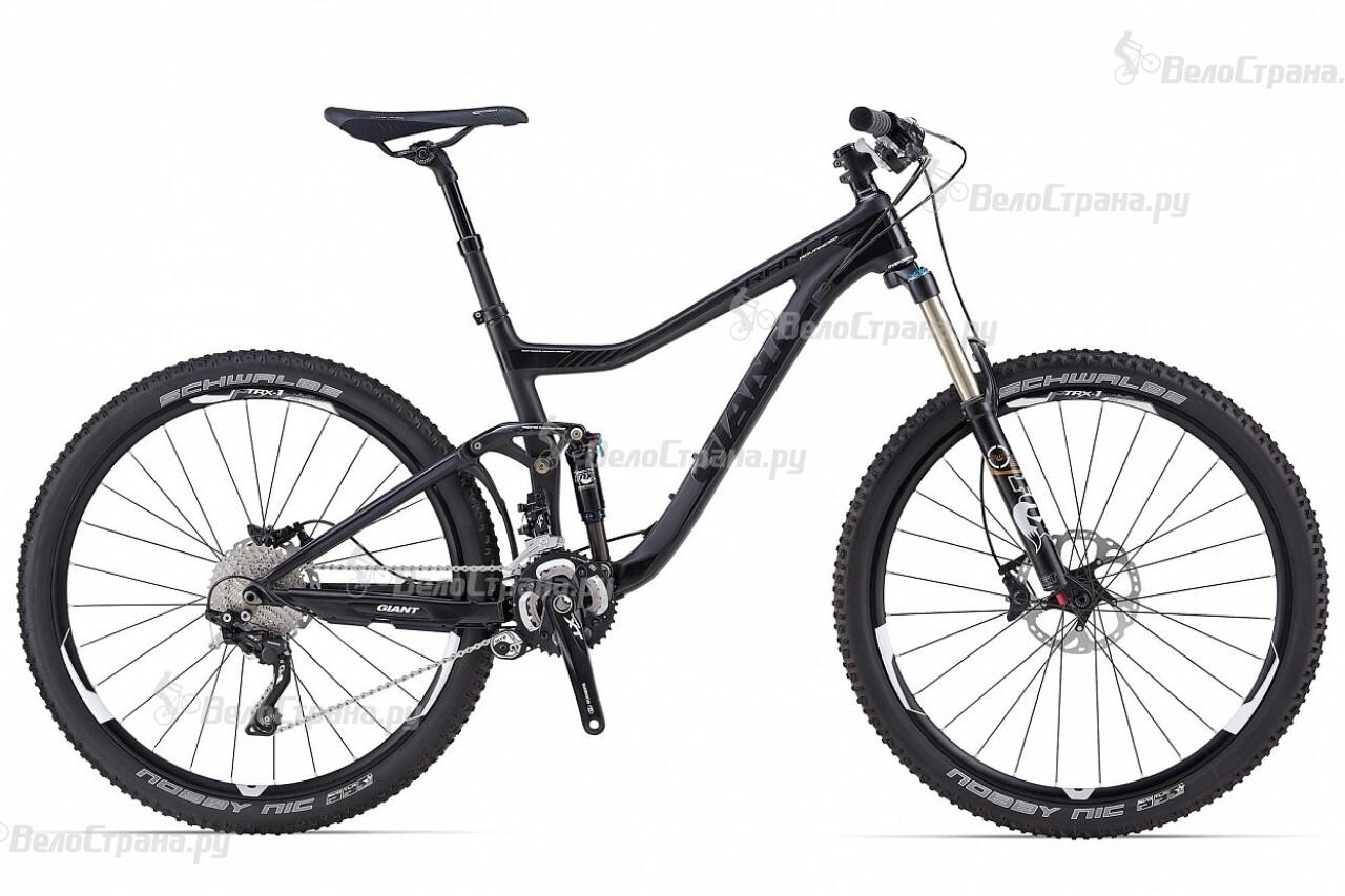 Велосипед Giant Trance Advanced 27.5 1 (2014) giant trance x 29er 1 2014 silver