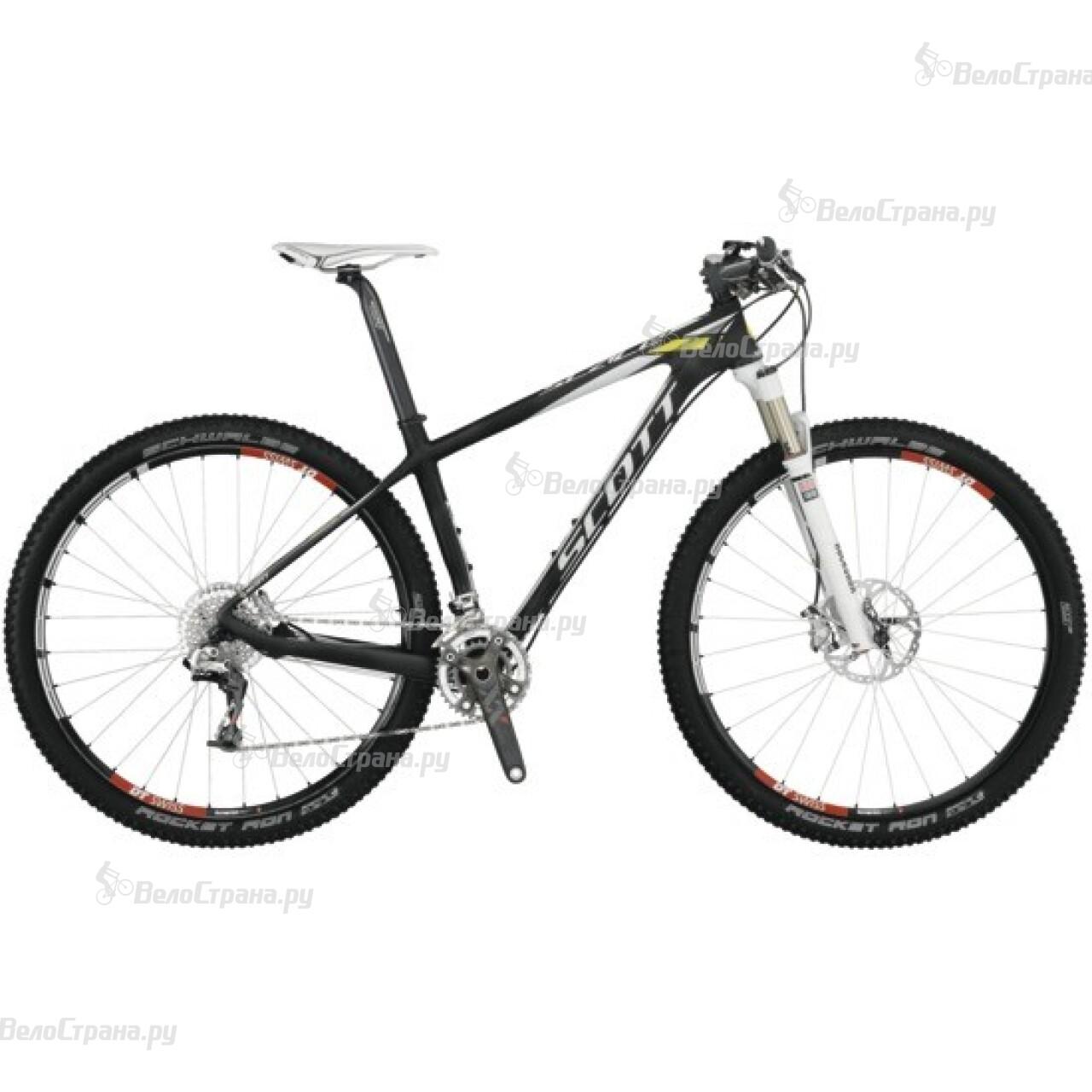 Велосипед Scott Scale 900 RC (2013) велосипед scott scale 900 rc 2016