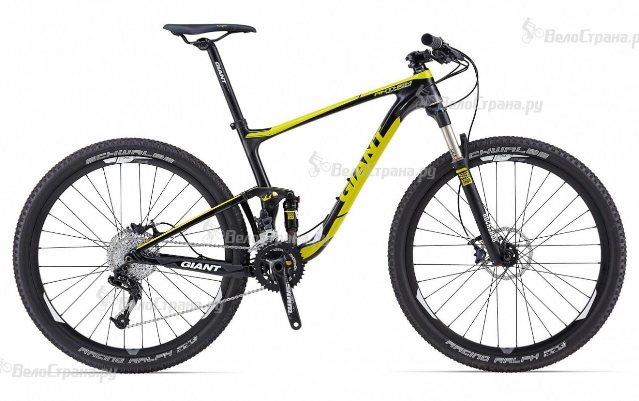 Велосипед Giant Anthem Advanced 27.5 2 (2014)