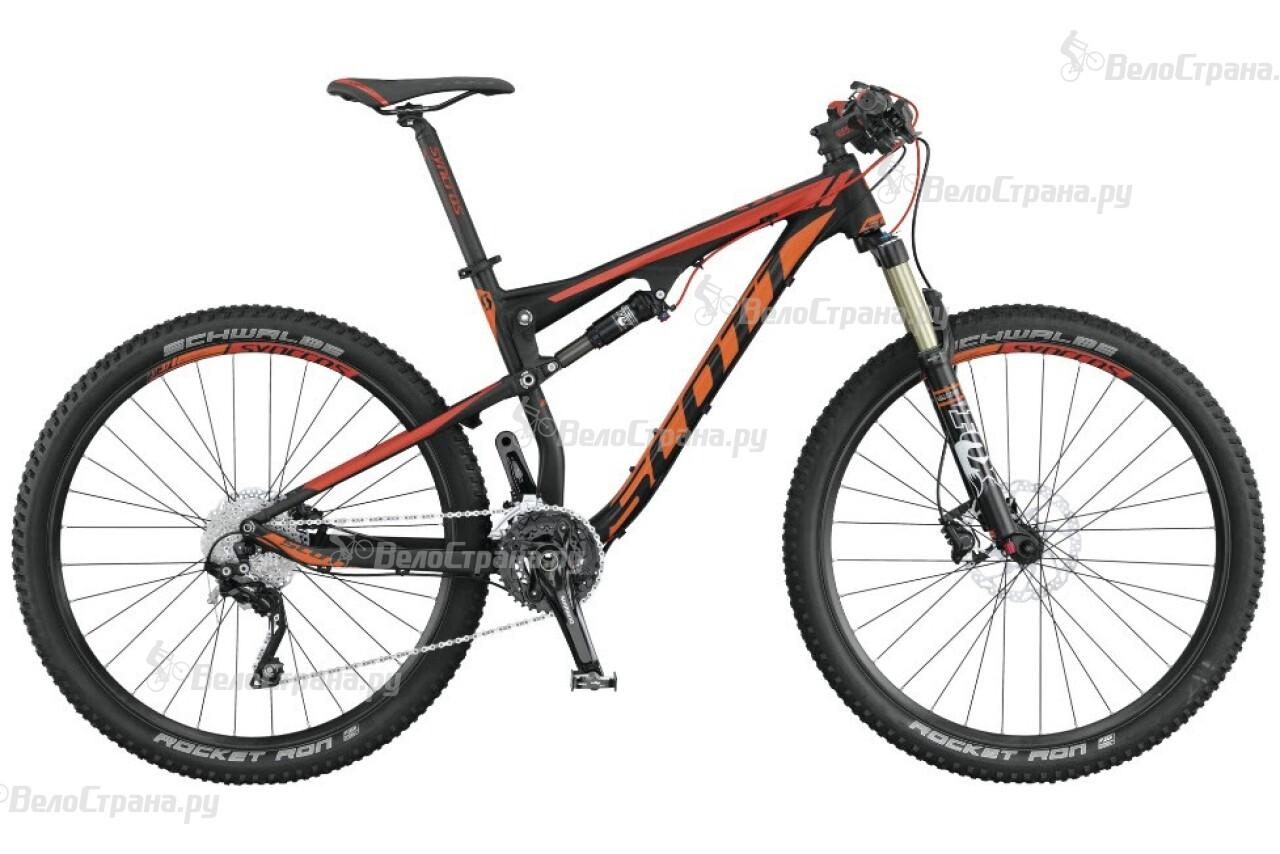 Велосипед Scott Spark 750 (2015) scott spark 750 2017