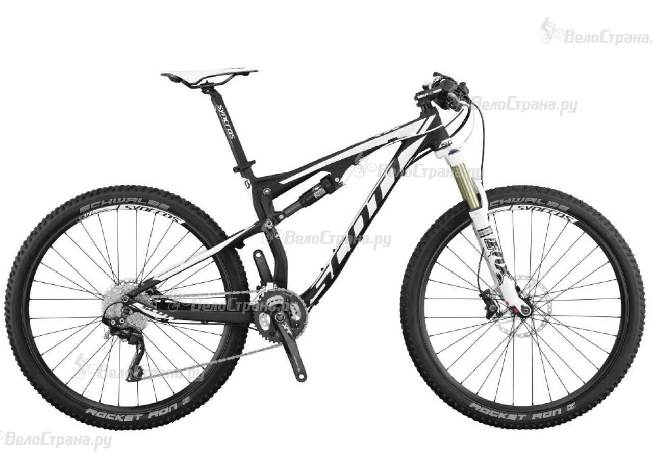 Велосипед Scott Spark 740 (2015) scott spark 740 2017