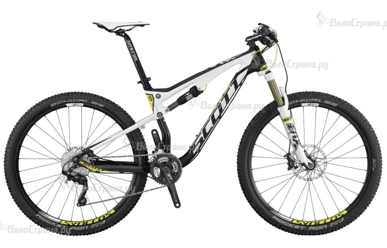 Велосипед Scott Spark 720 (2015) велосипед scott spark 720 2015