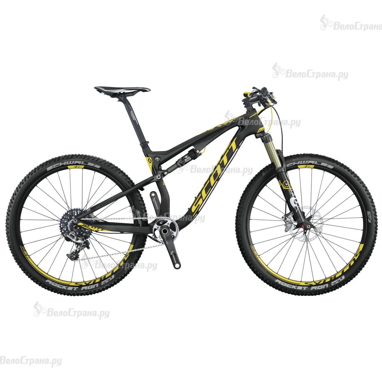 Велосипед Scott Spark 700 RC (2015)  велосипед scott contessa spark 700 rc 2016