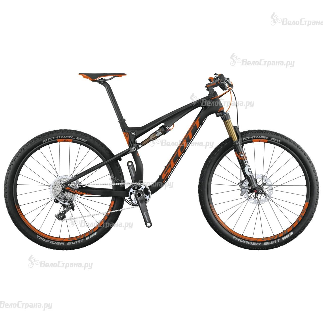 Велосипед Scott Spark 700 SL (2015) велосипед scott spark 700 premium 2015