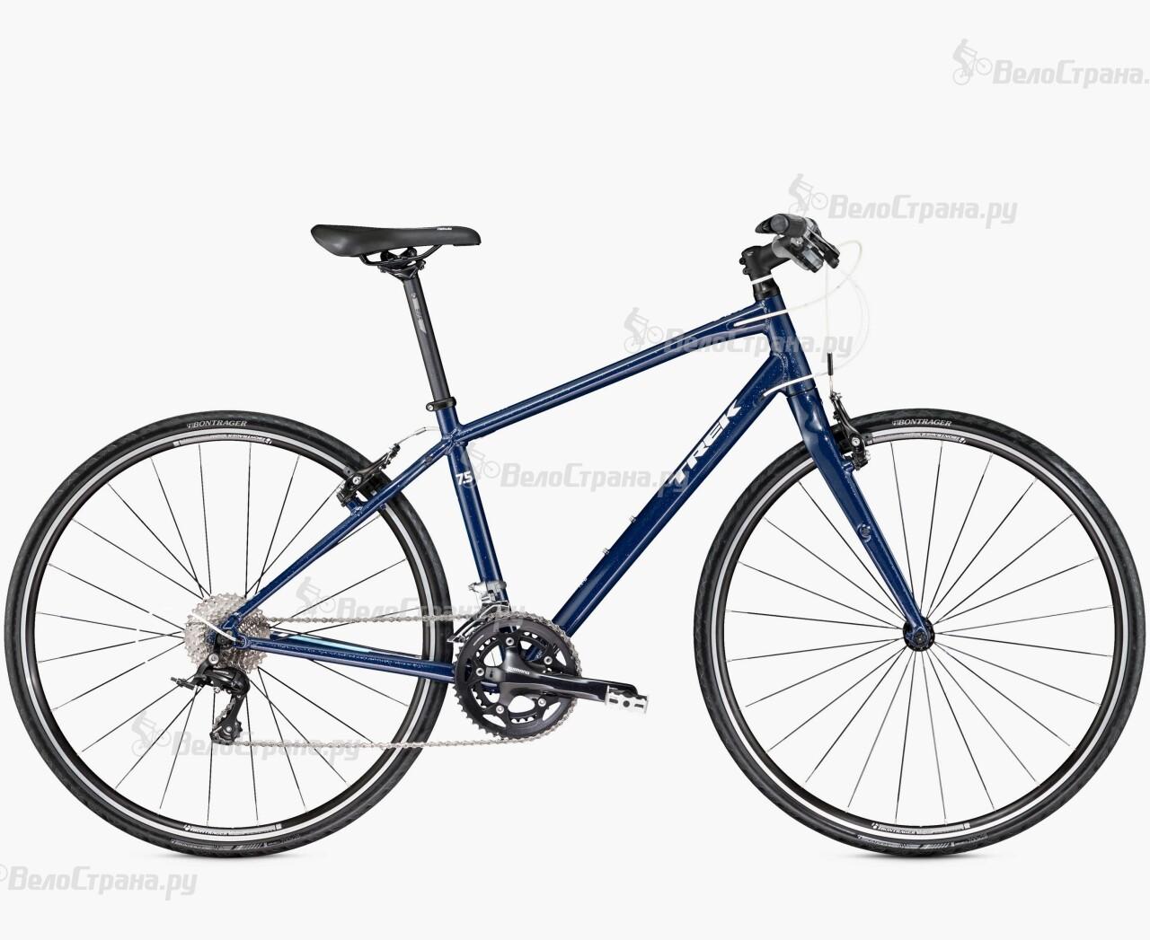 Велосипед Trek 7.5 FX Women's (2016) велосипед trek fx 2 2017