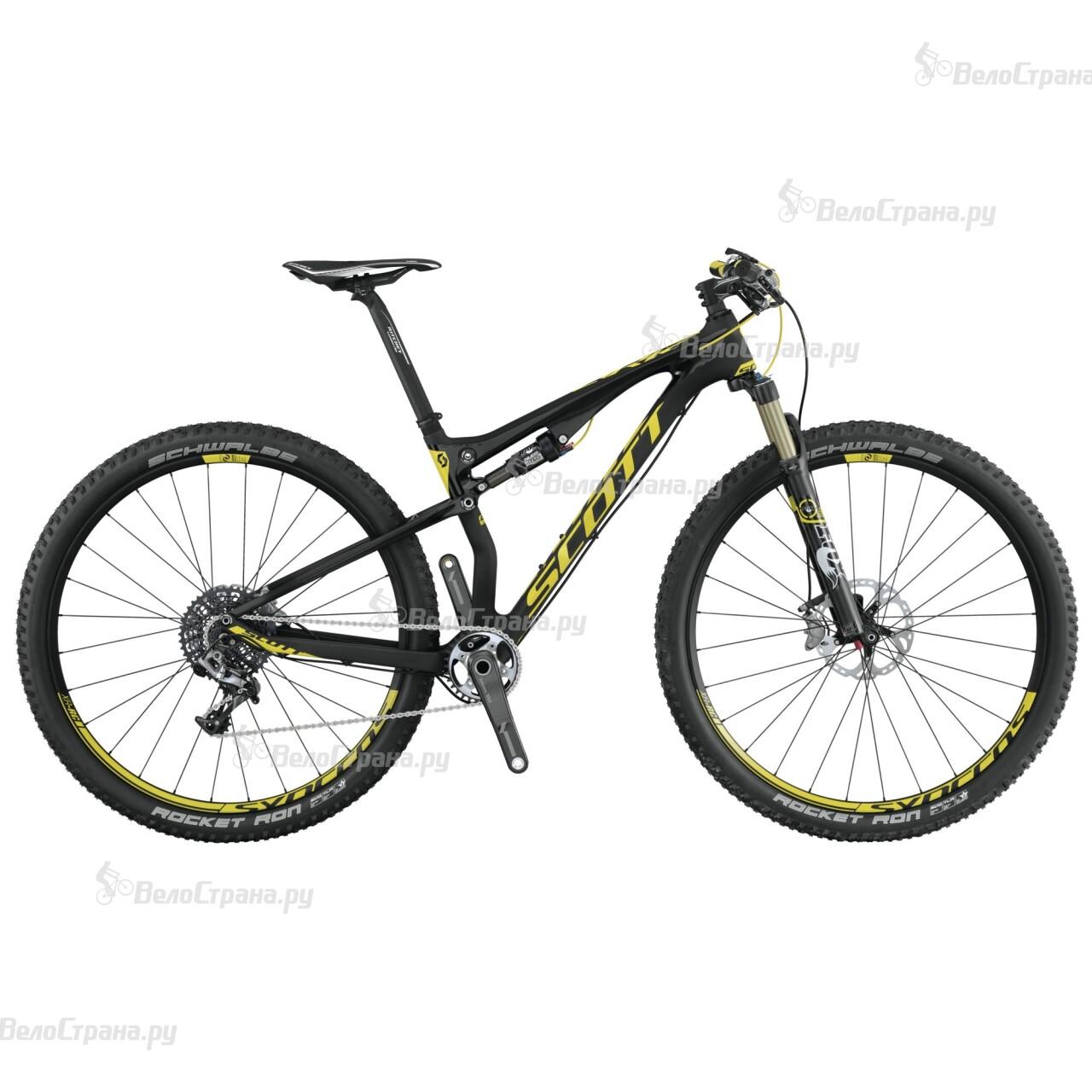 Велосипед Scott Spark 900 RC (2015) велосипед scott spark 700 rc 2015