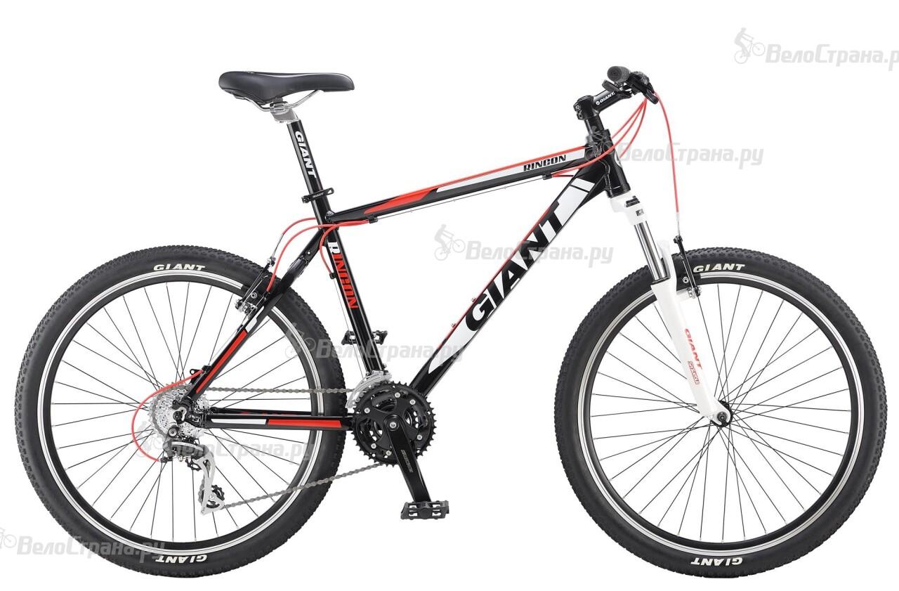 Велосипед Giant Rincon (2013) велосипед giant lil puddin 2013