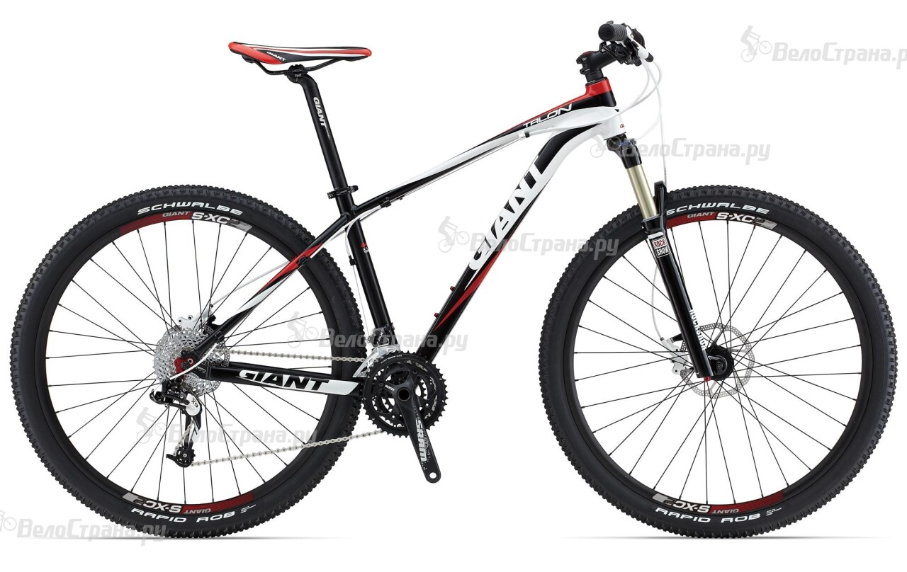 Велосипед Giant Talon 29ER 0 (2013) велосипед giant talon 29er 1 2015