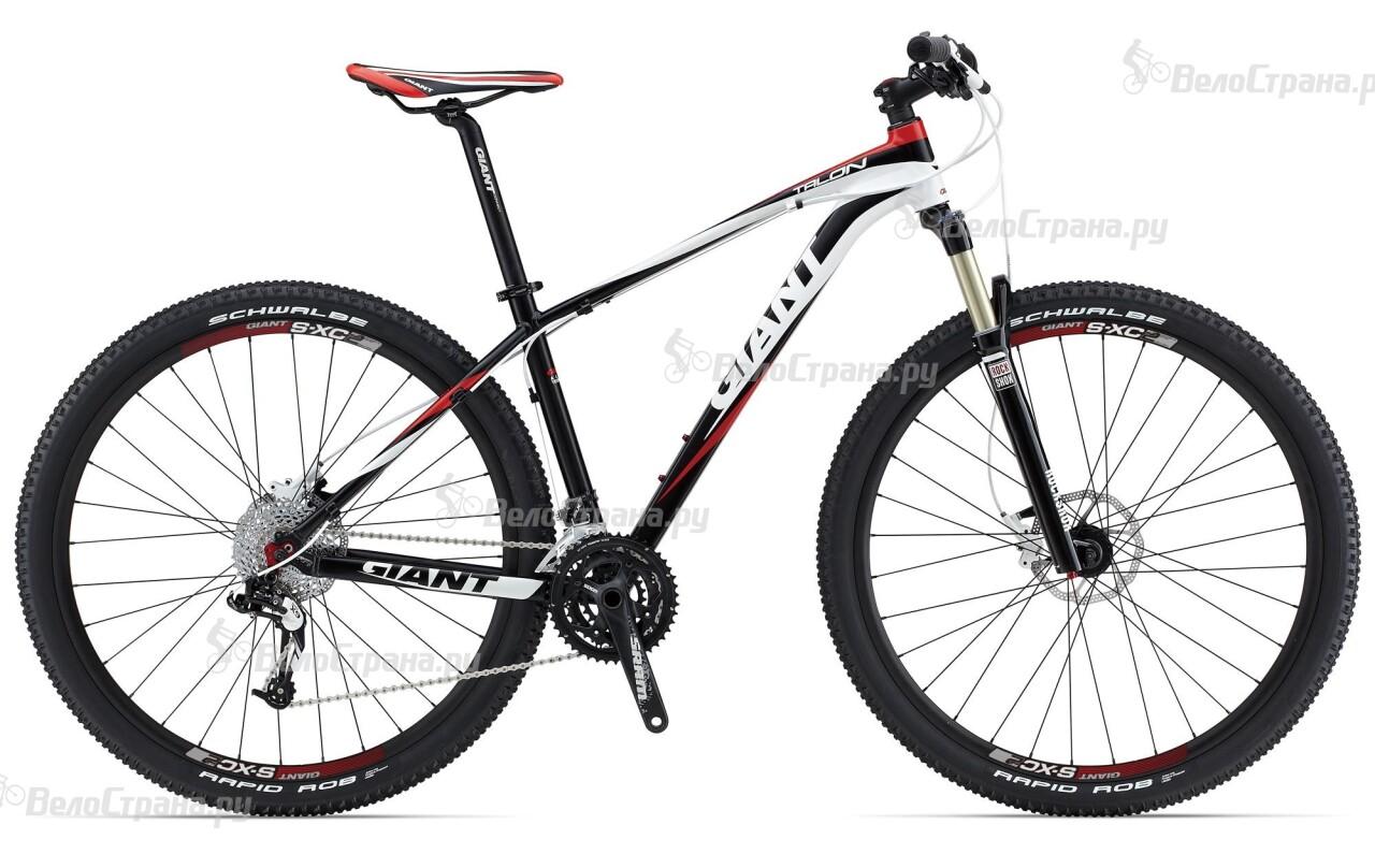 Велосипед Giant Talon 29ER 0 (2013) велосипед giant talon 29er 1 2015