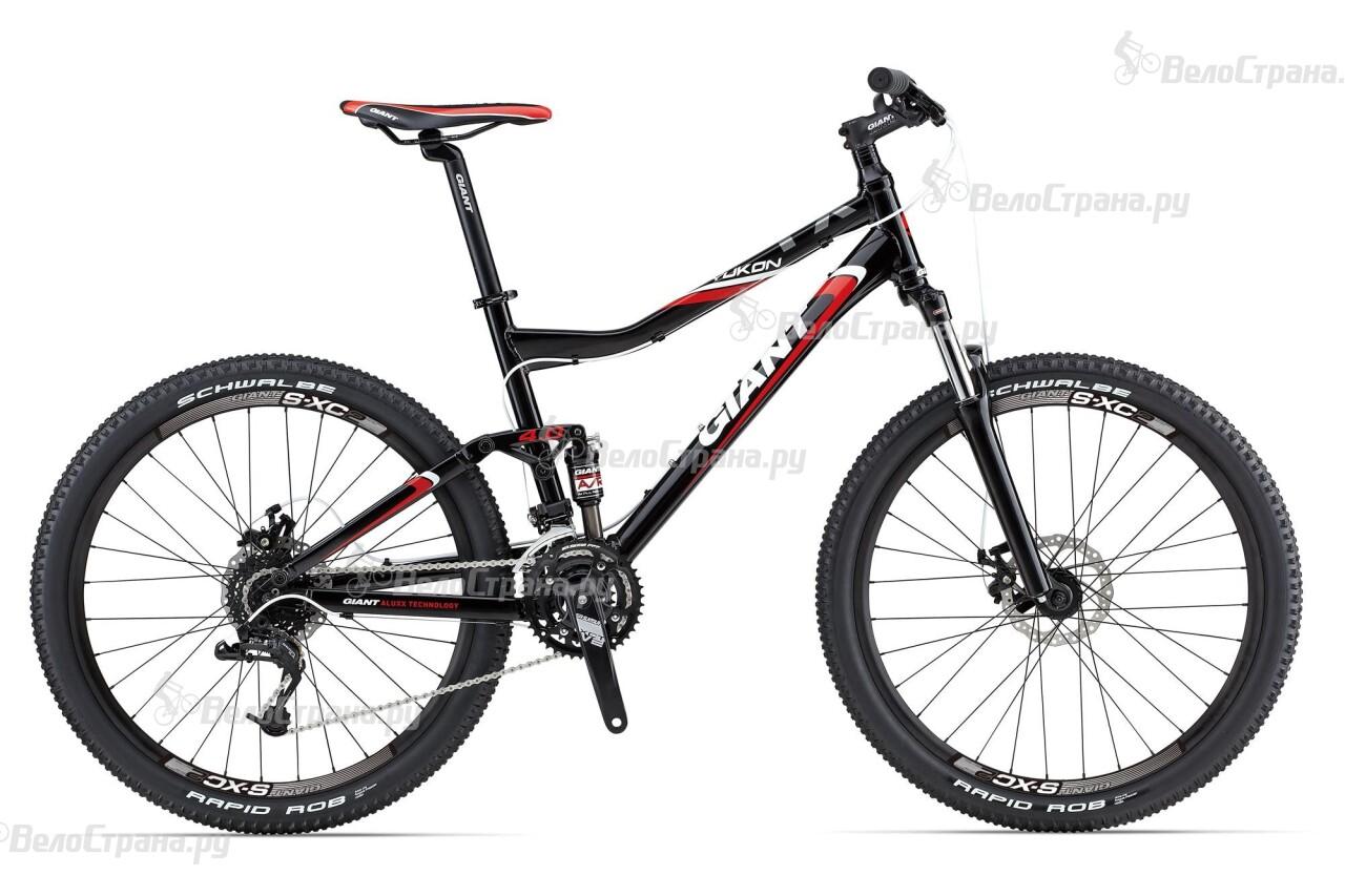 Велосипед Giant Yukon FX (2013) велосипед giant yukon fx 2013