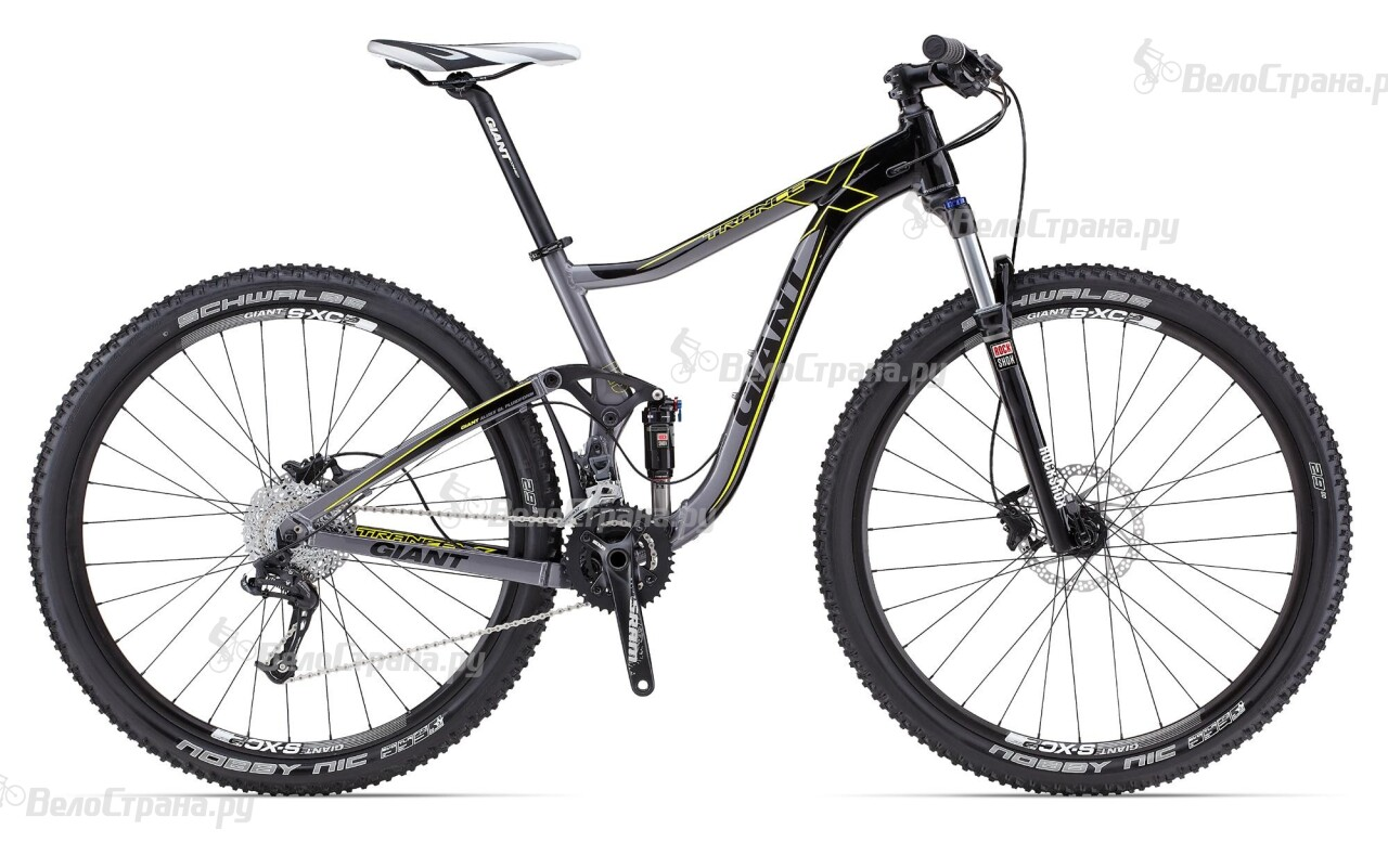 Велосипед Giant Trance X 29ER 2 (2013) giant trance x 29er 1 2014 silver