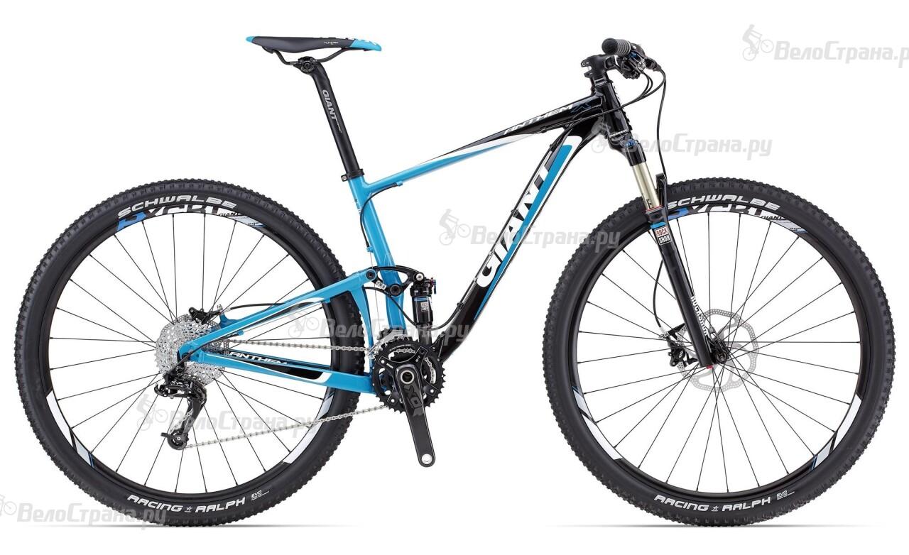 Велосипед Giant Anthem X 29ER 0 (2013)