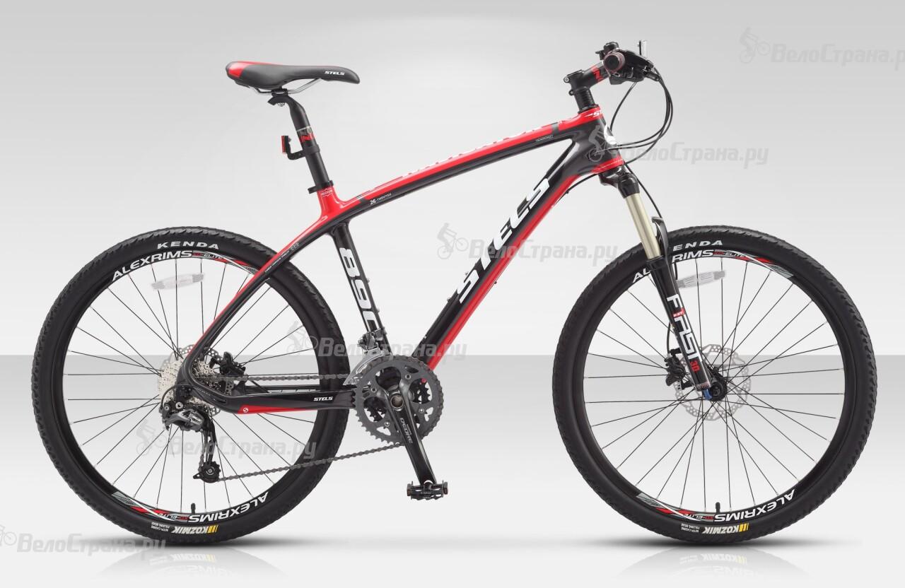 Велосипед Stels Navigator 890 Disc Carbon (2014) велосипед stels navigator 890 d carbon 2016