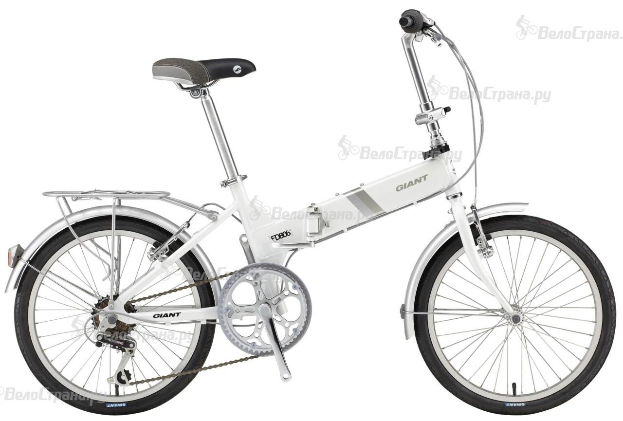 Велосипед Giant FD806 (2013) велосипед giant fd806 2013