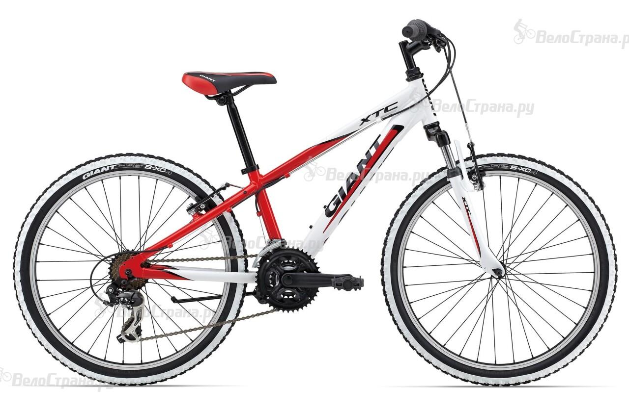 Велосипед Giant XTC JR 2 24 (2013) велосипед детский giant xtc jr 2 2015 цвет черный колесо 24