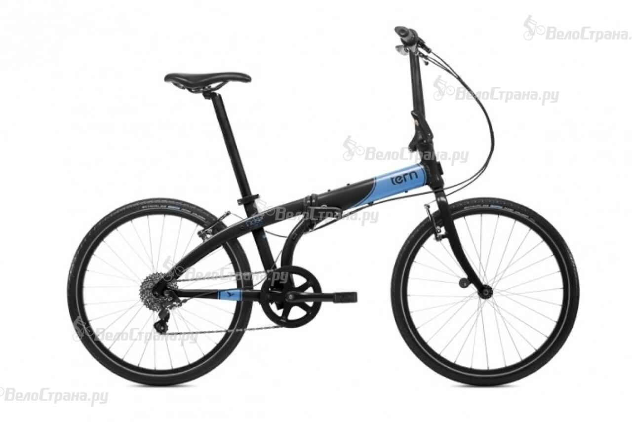Велосипед Tern Node D8 (2014) велосипед tern node d16 2015