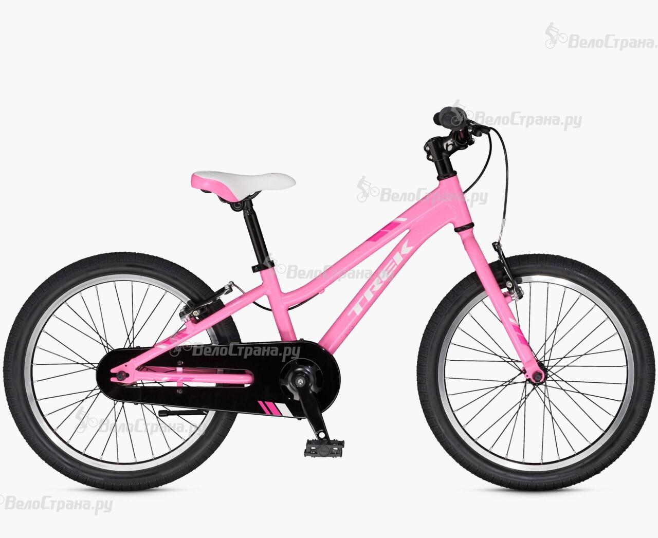 Велосипед Trek Precaliber 20 SS Girls (2016)