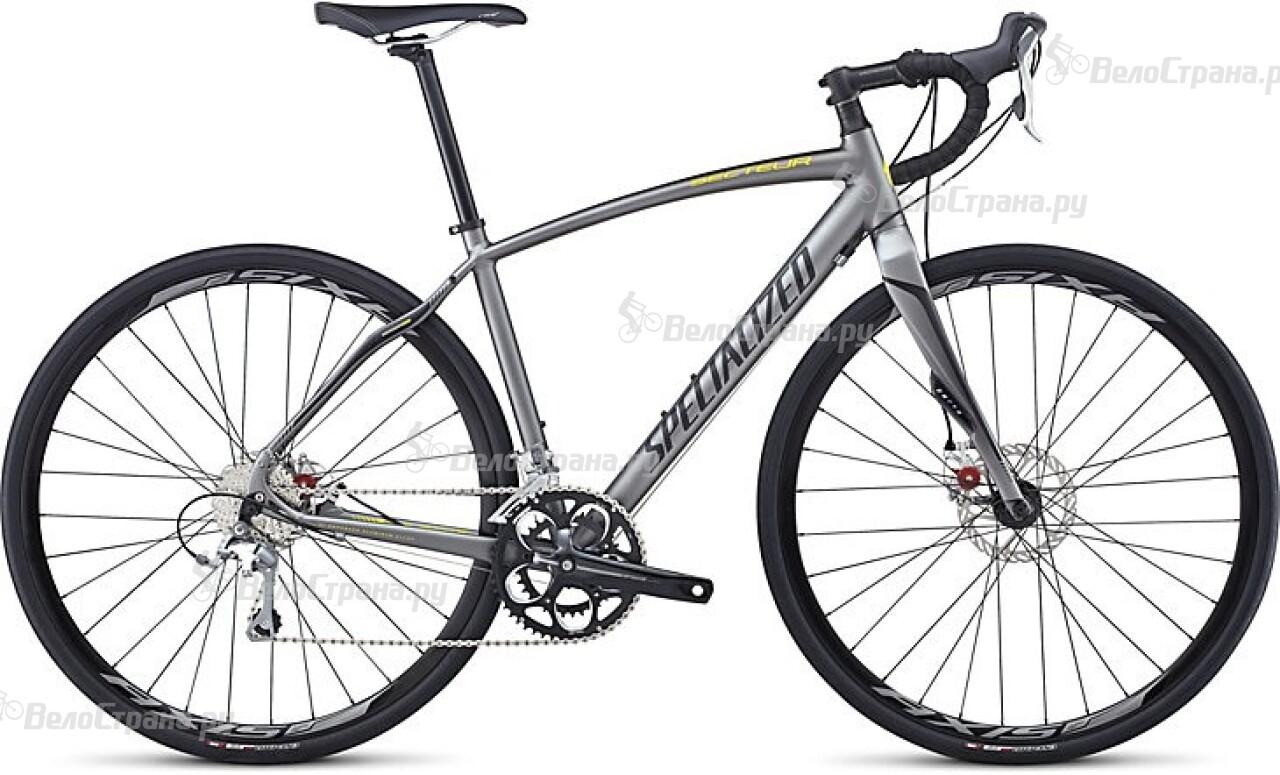 Велосипед Specialized SECTEUR ELITE DISC (2014) велосипед specialized crosstrail elite disc 2014