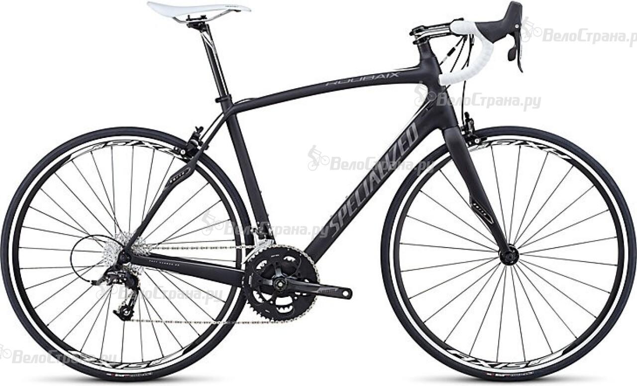 Велосипед Specialized ROUBAIX SL4 ELITE RIVAL HRR (2014)  велосипед specialized tarmac sl4 elite 105 2014