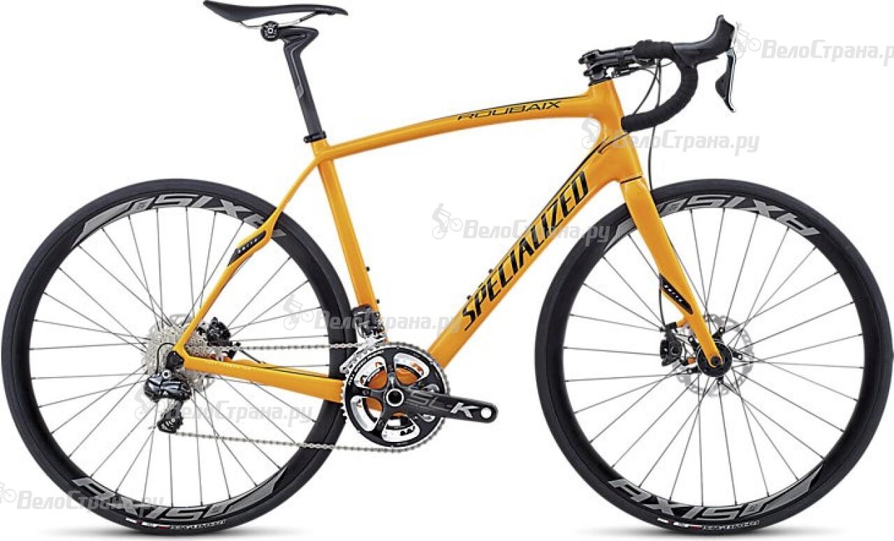 Велосипед Specialized ROUBAIX SL4 EXPERT ULTEGRA DI2 DISC (2014) велосипед specialized roubaix sl4 pro disc race 2015