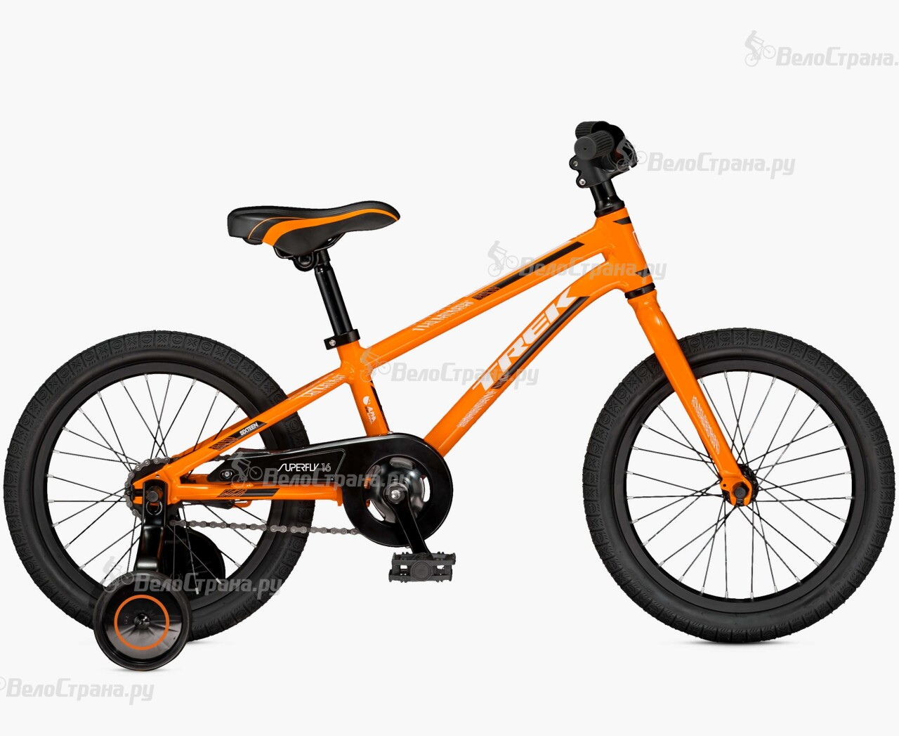 Велосипед Trek Superfly 16 (2016)
