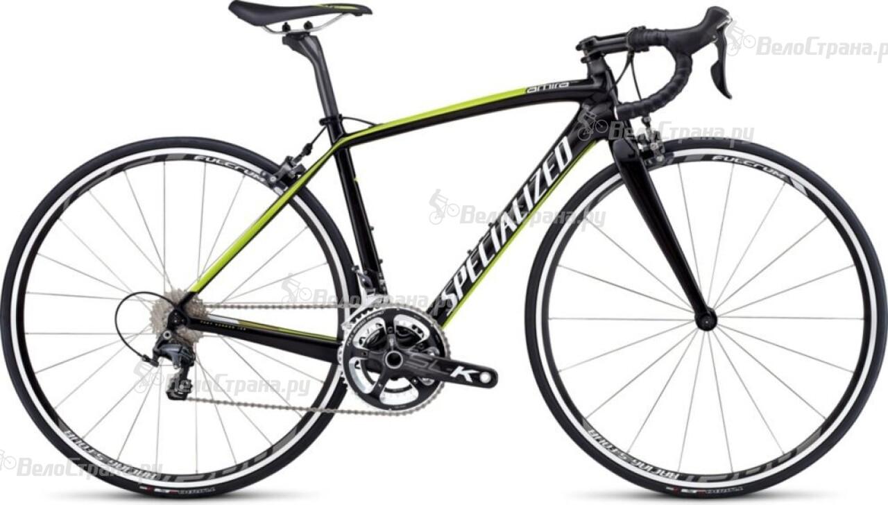 Велосипед Specialized AMIRA SL4 EXPERT (2014)