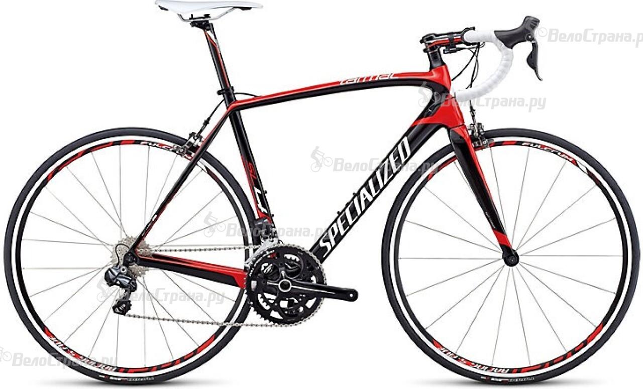 Велосипед Specialized TARMAC SL4 COMP ULTEGRA DI2 (2014) велосипед specialized tarmac sl4 elite 105 2014