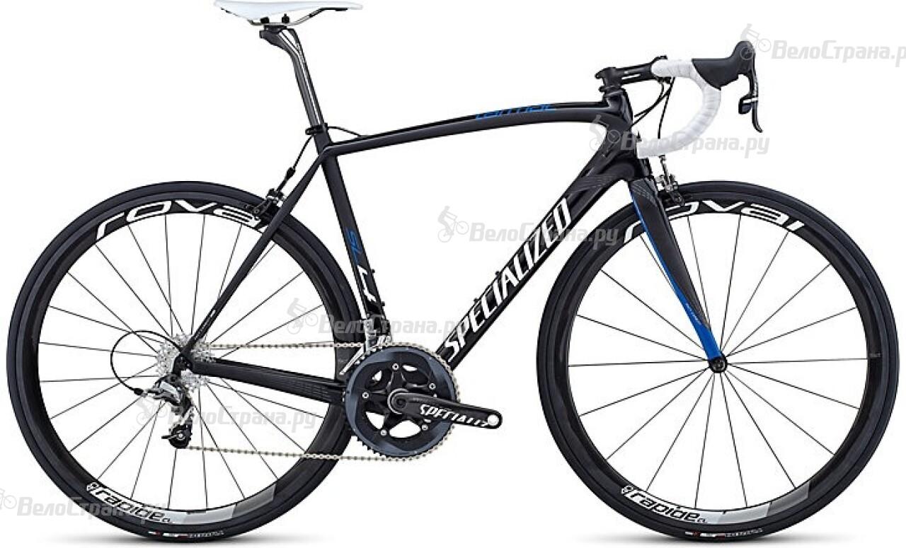 Велосипед Specialized TARMAC SL4 PRO RACE (2014) велосипед specialized tarmac pro disc race 2015