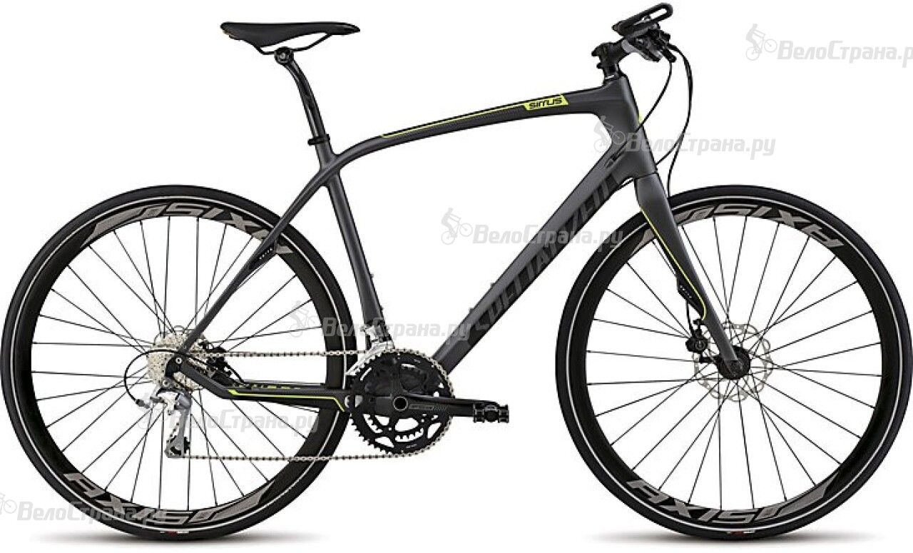 Велосипед Specialized SIRRUS COMP CARBON (2015)